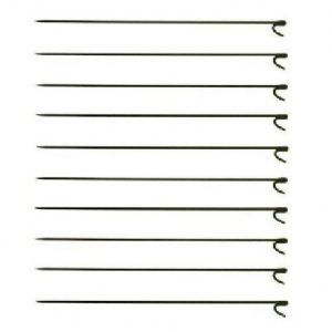 11mm x 1400mm Fencing Pins - 10 Pack